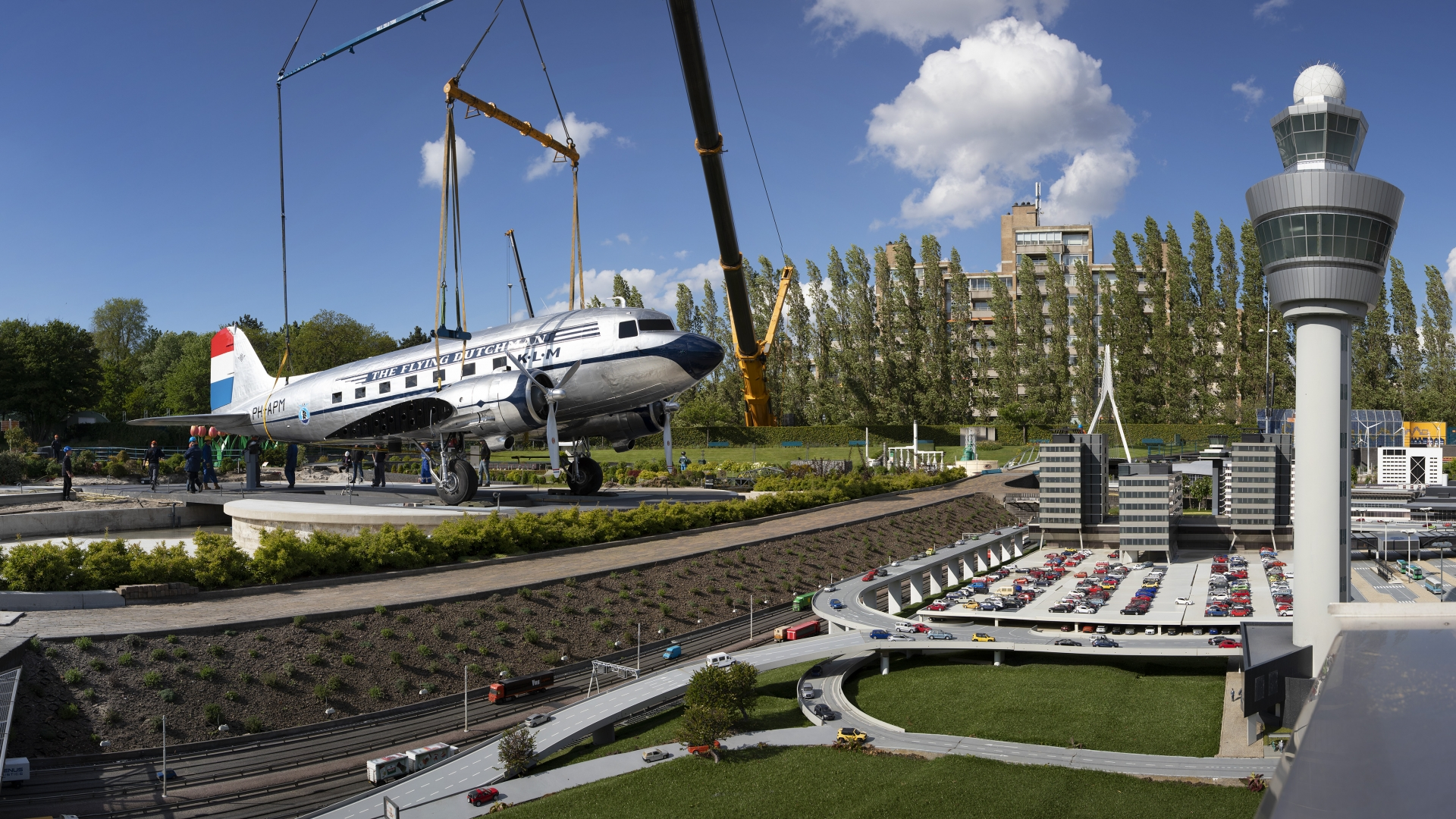 Madurodam is weer open!